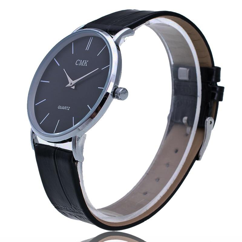 CMK Ultra Slim Simple Dial Ανδρικά ρολόγια μόδας - Ανδρικά ρολόγια - Φωτογραφία 4