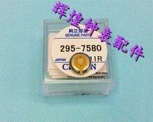 1 шт./партия, часы Citizen light с кинетической энергией, отдельная перезаряжаемая батарея 295 7580 CTL920F