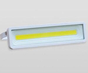 30W 50 IP66 CONDUZIU a Luz de Inundação à prova d' água W 100W lâmpada Do Projetor 150W 110V 220V de Segurança Ao Ar Livre paisagem Holofote Holofotes Parede