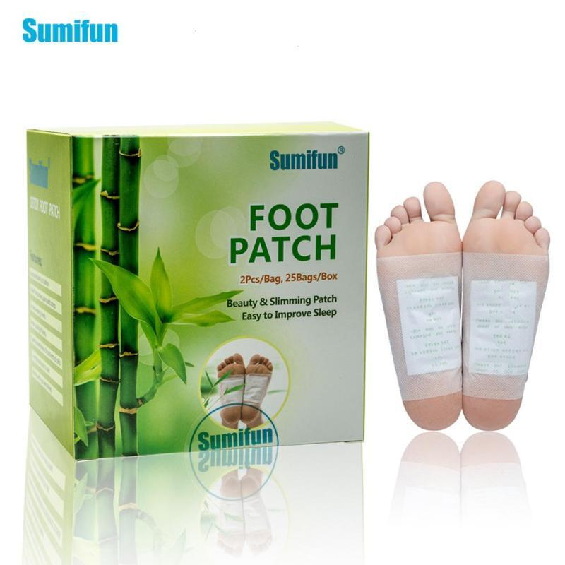 25Pcs/Box Foot Massage Patch Improve Sleep Remove Harmful Toxins Herbal Detox Foot Pad Relieve Pain Feet Care Medical Plaster U3 electric antistress therapy rollers shiatsu kneading foot legs arms massager vibrator foot massage machine foot care device hot