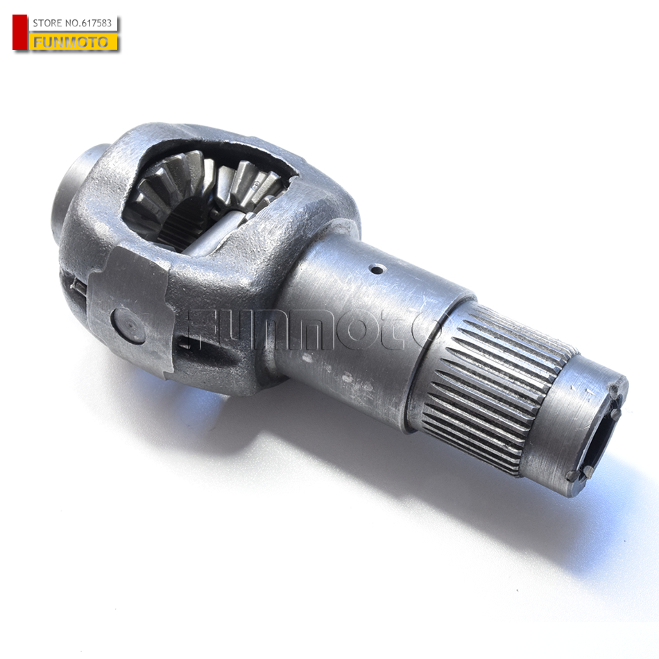 Differential suit for KD260-2/KD260-1/GSMOON 260 atv motorcycle cylinder kit 250cc engine for yamaha majesty yp250 yp 250 170mm vog 257 260 eco power aeolus gsmoon xy260t atv