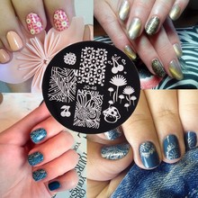 Easy and cool Nail Design at home