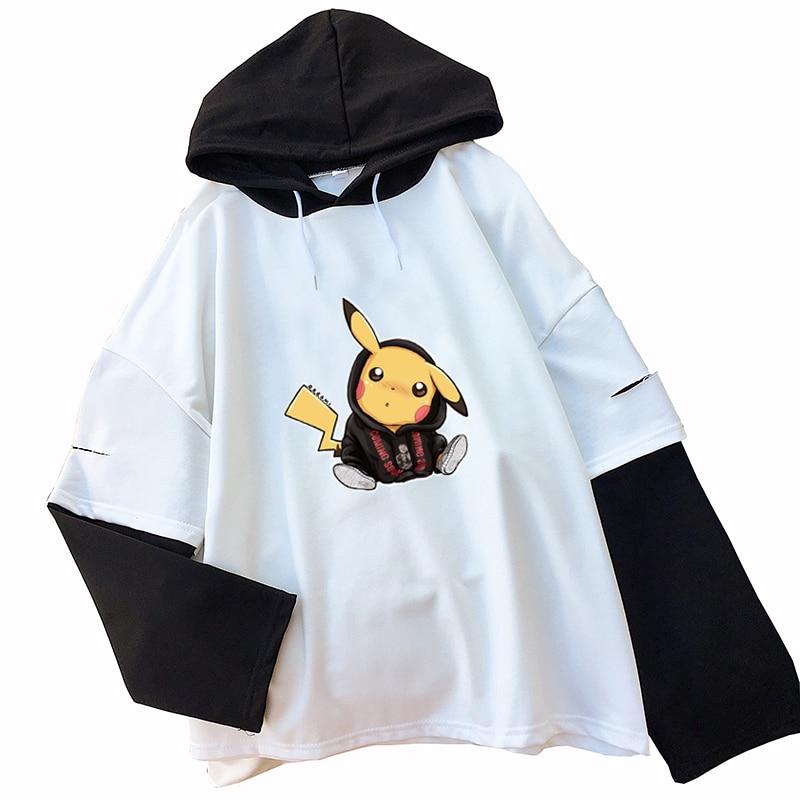 harajuku-women-raglan-cute-pikachu-print-t-shirt-casual-fake-two-pieces-funny-cartoon-font-b-pokemon-b-font-t-shirt-befree-kawaii-clothes