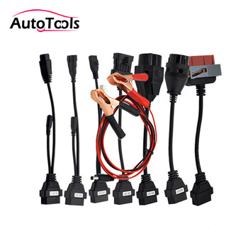 10PCS/LOT DHL Free Shipping Car Cables for Auto CDP TCS Full Set car diagnostic interface tech 2 scanner for sale