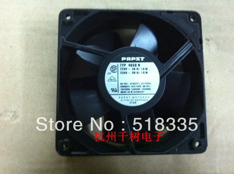 Free Shipping! Free Shipping!Germany PAPST 4850N cooling fan free shipping
