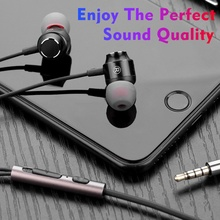 Get more info on the Professional In-Ear Earphones Metal Bass HiFi Music Earphone with Mic for Xiaomi iPhone Computer Wired Earphone Sport Headset