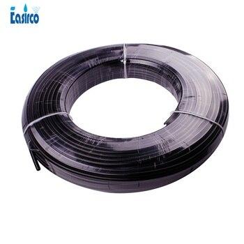 (100m/pack)Easirco 6mm black Nylon pipe for mist cooling system
