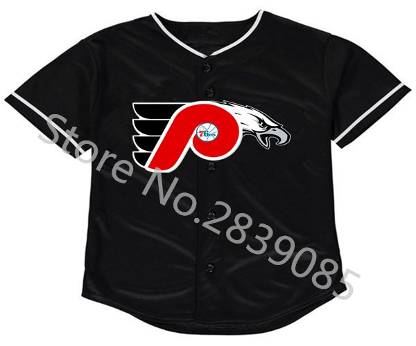 653f0edc627 New Designs Summer Philadelphia Jersey Shirt