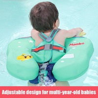 Baby Infant Soft Solid Non Inflatable Float Swimming Ring Swim Pool Trainer Toy NSV775