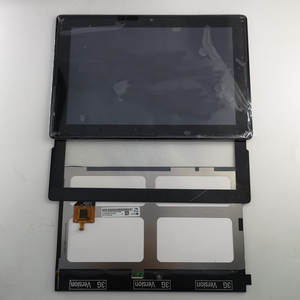 Touch-Screen Frame-Assembly-Replacement Lcd-Display A7600 Lenovo Tab A10-70 with Black