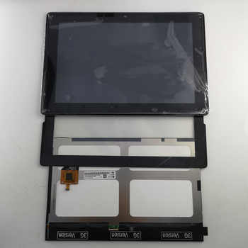 New LCD Display + Touch Screen with Frame Assembly Replacement  Black For Lenovo Tab A10-70 A7600 A7600-F A7600-H A7600F A7600H - DISCOUNT ITEM  11% OFF All Category
