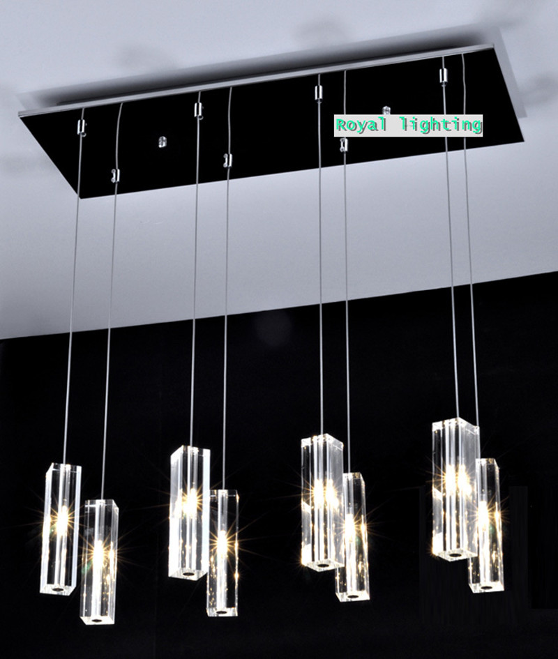 Crystal Pendant Lamps Block