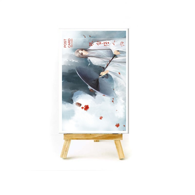 30 Sheets/Set Chinese Ancient Beauty And Umbrella Postcard/Greeting Card/Wish Card/Christmas And New Year Gifts Cards
