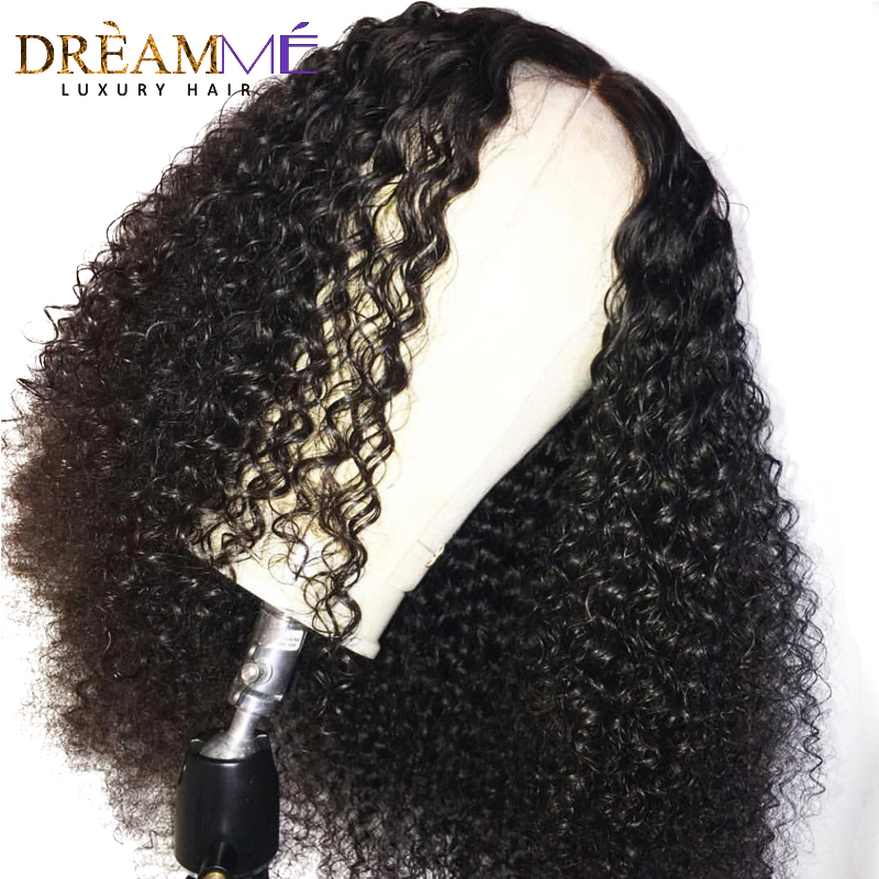 Lace Front Human Hair Wigs With Baby Hair Short Curly Bob Wigs Pre Plucked Brazilian Hair