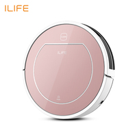 ILIFE V7s Plus Vacuum Robot Cleaner Wireless Automatic Recharging Dust Removal Sterilize Wet Mop Carpet Cleaning