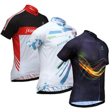 2018 vyrų dviratininkų marškinėlių viršeliai vasaros lenktynių dviračių apranga Ropa Ciclismo trumpa apranga MTB dviračių marškiniai marškinėliai Maillot Ciclismo