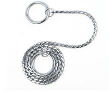 Stainless steel Pet Pinch collars Dog Snake chain Collars Dog Supplies Pet supplies