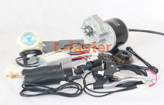 24v 36v 350w electric motorized electric drive bike for Electric motor cost calculator