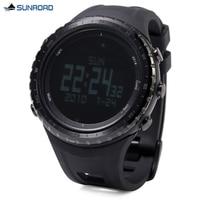SUNROAD FR801B Professional Hiking Digital Sports Watch Altimeter Barometer Pedometer Thermometer Compass Wristwatch