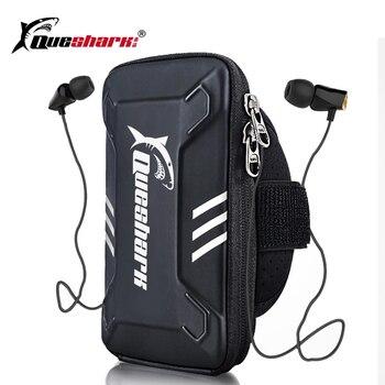 42d85f49be0f Product Offer. Queshark водостойкая маленькая фитнес-сумка для бега кошелек  ...
