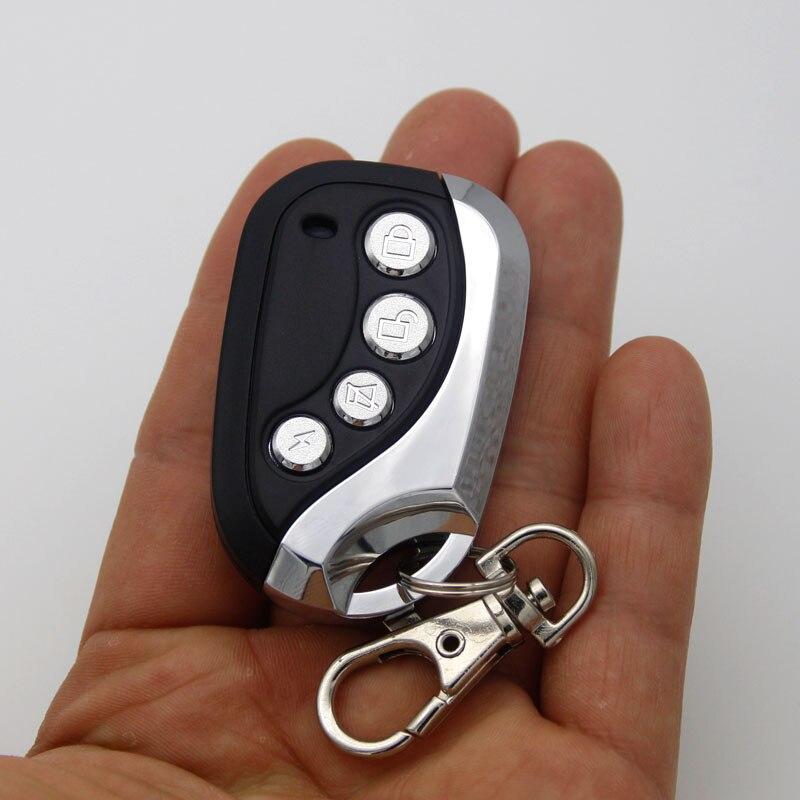 Copy CAME TOP-432NA CAMETOP432NA Remote control CAME garage remote control universal gate remote control 433mhz duplicator