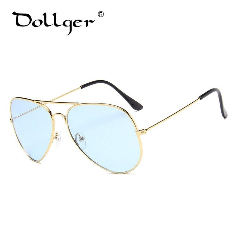 Sunglasses Women Glasses Frames Candy Color Orange Transparent Clear ...