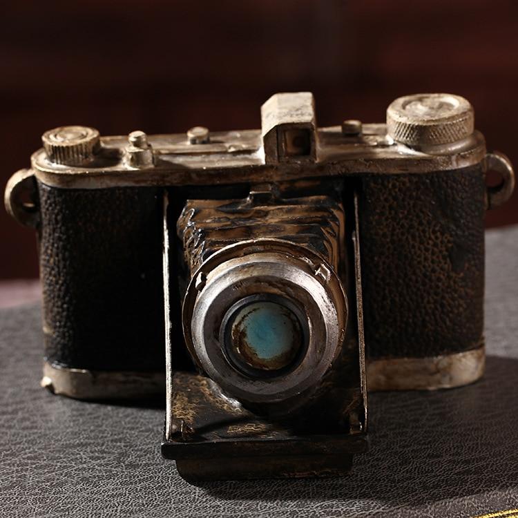 Zakka, retro, resin, do old cameras, Home Furnishing ...