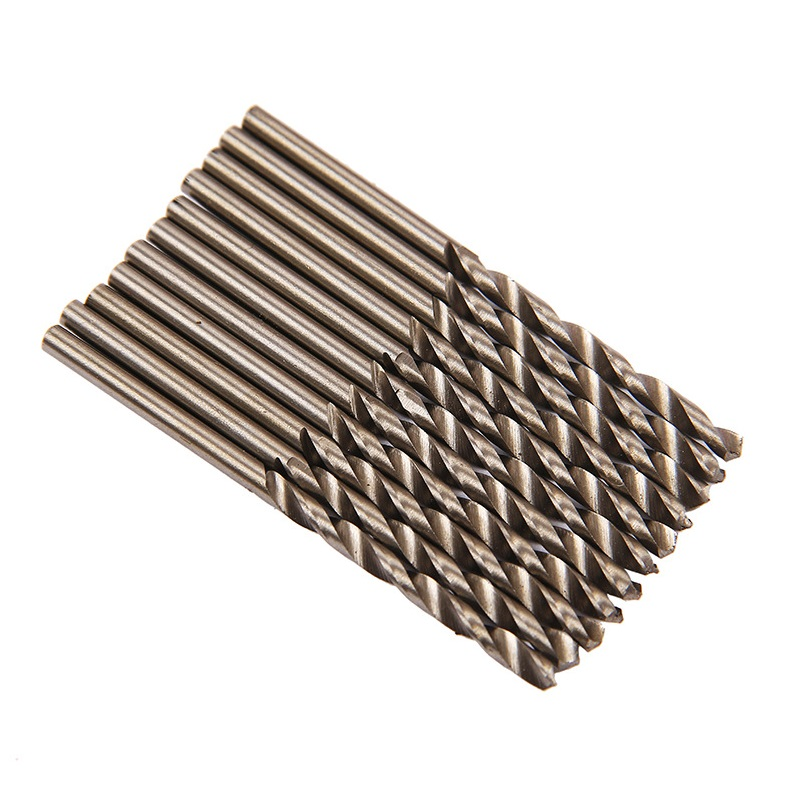 2pcs Twist Drill Bit Woodworking Home DIY Drilling High Speed Steel Wood Drilling 2.1mm 2.2mm 2.3mm 2.4mm 2.5mm 2.6mm