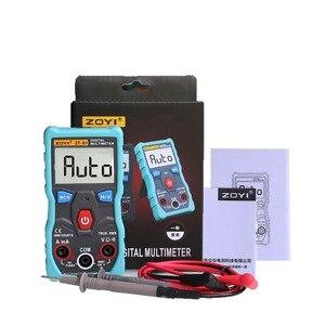 Image 5 -  S1 multímetro Digital tester Autoranging auténtico Automotriz Mmultimetro con retroiluminación LCD inteligente de datos NCV +