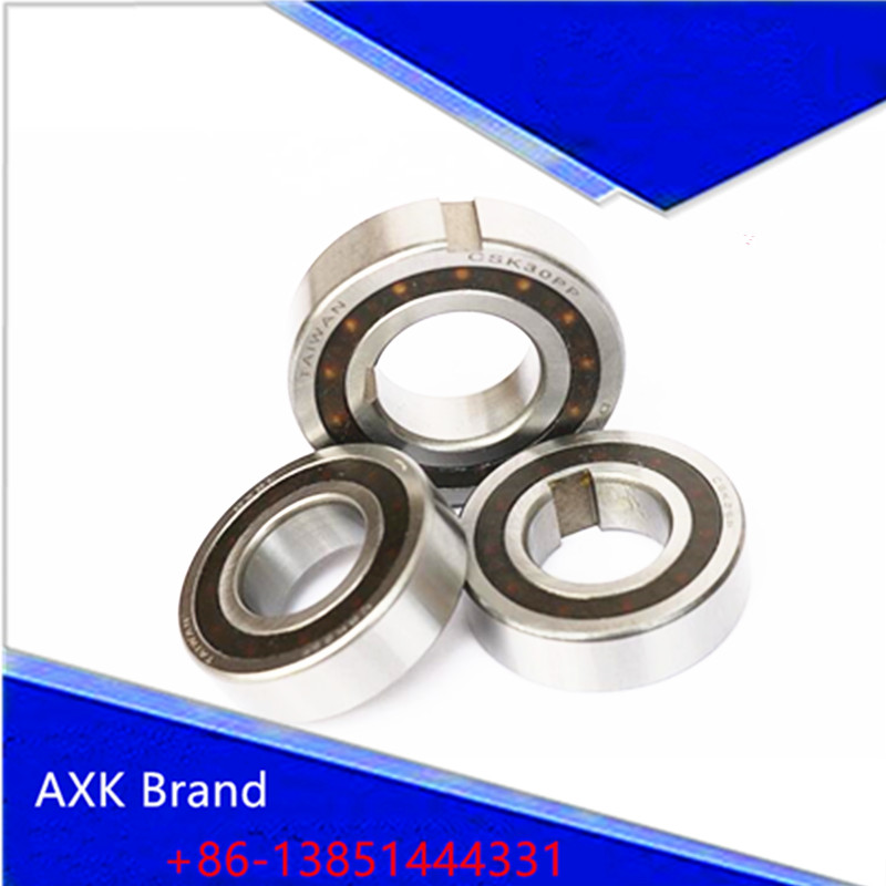 Backstops One way Bearing with Keyway Sprag Freewheel Backstop Clutch CSK8 CSK12 CSK15 CSK17 CSK20 CSK25 CSK30 CSK35 CSK40 asnu40 nfs40 cylindrical roller on way bearing clutch sprag freewheel backstop clutch cum clutch