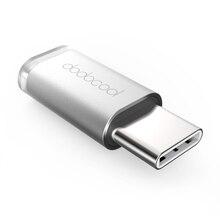 Dodocool USB3.1 Typ C Männlich zu Micro USB Buchse Konverter Adapter USB 3.1 für Samsung Xiaomi mi5 4C 4 s redmi pro OnePlus 2 3
