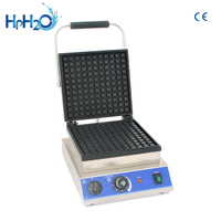 Commercial Non stick electric Belgian waffle baker Pine Cake Maker Waffle Oven maker waffle machine price