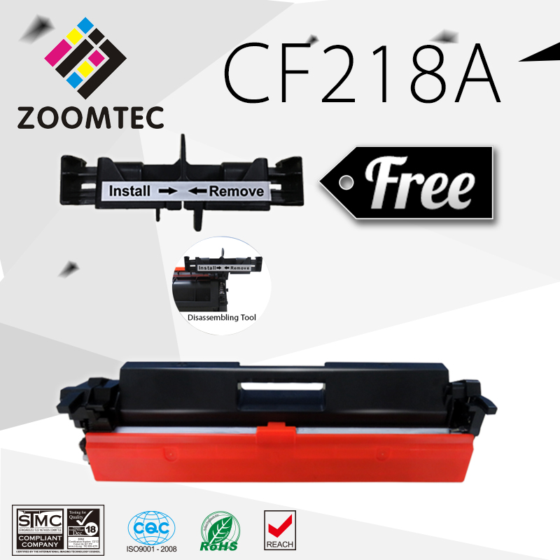 CF218A 18A 218 218A toner cartridge for HP LaserJet Pro M104a M104w MFP M132a 132nw 132fn