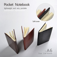 Pocket Notebooks A6 To Do List Planners Notepad Lined Pages Plain Paper Linepages Diary Journal Stationery
