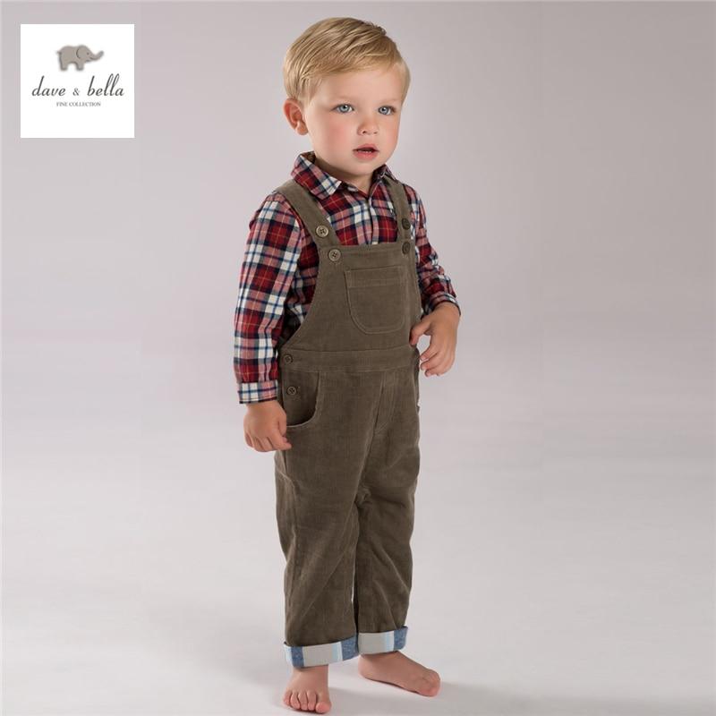 Wrangler Baby Boys Toddler Premium Overall