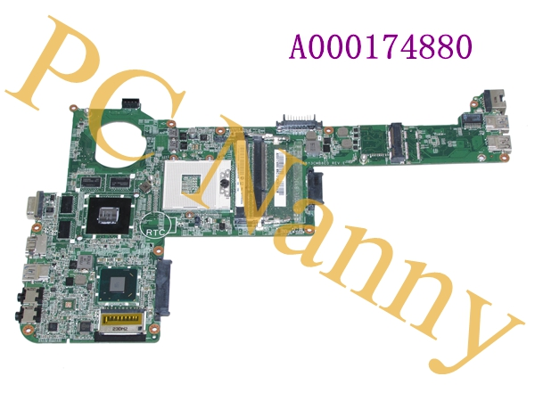 A000174880 DABY3CMB8E0 FOR Toshiba Satellite C840 C845 L840 Intel HM76 Non-integrated Motherboard -- GOOD