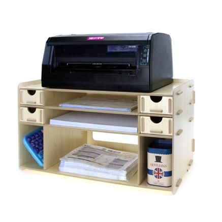 96 Quality Office Desk File Cabinet Information Printer Tray Holder 5  Single Housing Bill In Stationery Holder From Office U0026 School Supplies On  ...
