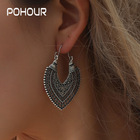 POHOUR Antique Silve...