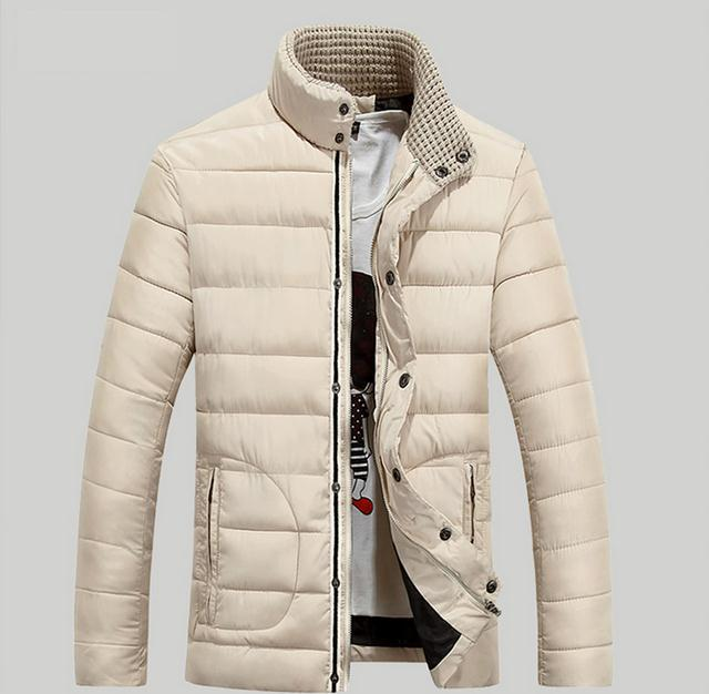 Men`s Fashion Winter Jacket Mens Jackets And Coats Outwear Men Casual Jacket Cotton  Men cotton-padded jBrand Clothing Plus Size hot sale winter jacket men fashion cotton coat warm parka homme men s causal outwear hoodies clothing mens jackets and coats