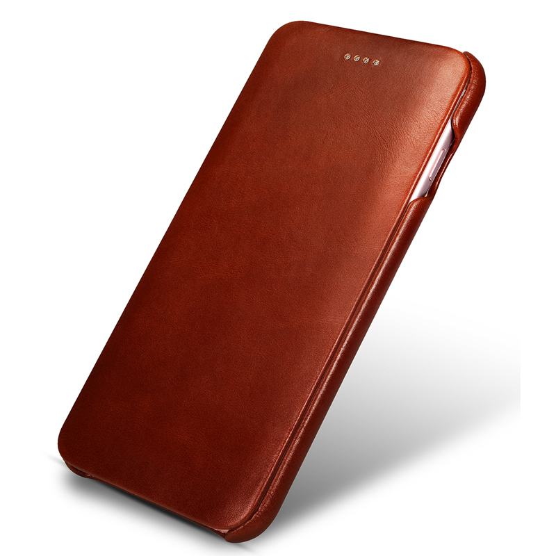 iphone 6 leather cases classic genuine leather screen protective flip 6688