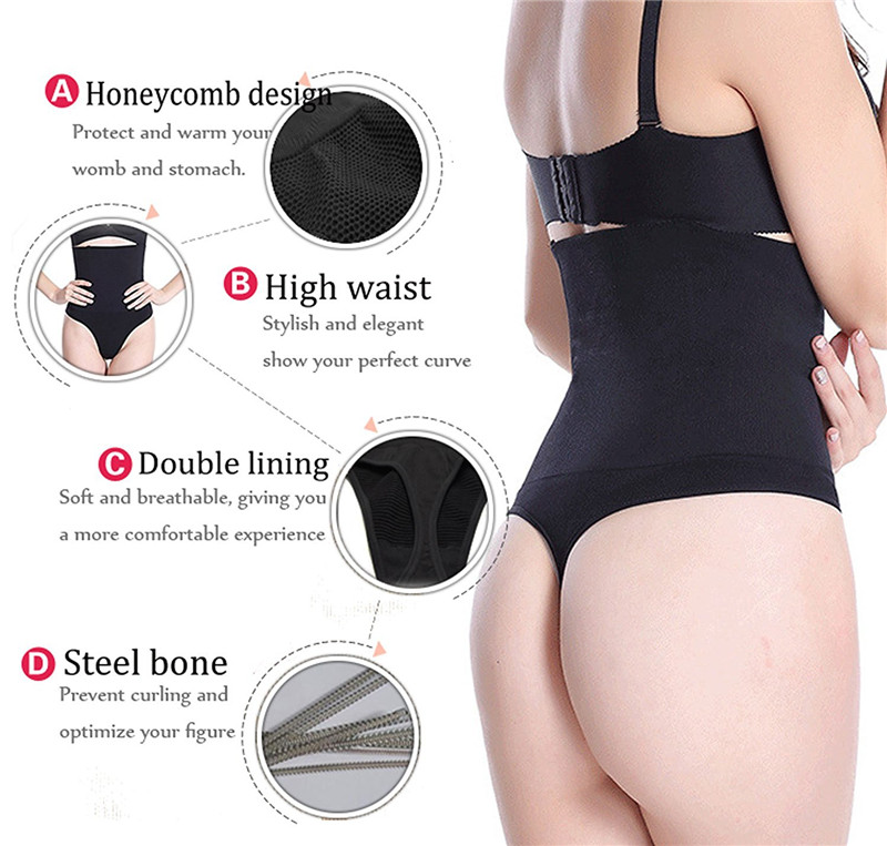 cbd39bbb03 2019 NEW Butt Lifter Slimming Tummy Control Panties Women Wedding ...