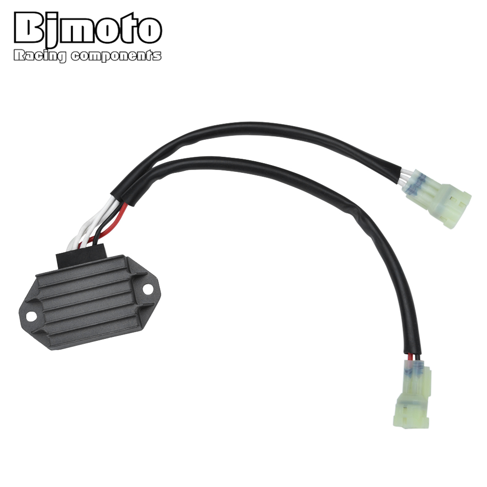 BJMOTO Motorcycle Voltage Regulator Rectifier For Yamaha