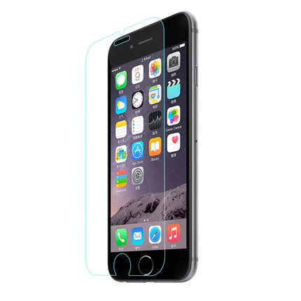 Esamday HD 0.3mm Explosion-proof Tempered Glass For iPhone 6 6S 6Plus 6SPlus 7 7Plus 8 8Plus 5 SE 5S Screen Protector Film Case