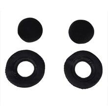 1 Par de Fones De Ouvido fone de Ouvido Preto replacements para Beyerdynamic DT770 DT551 DT880 DT990 DT531 DT801 DT440 DT660