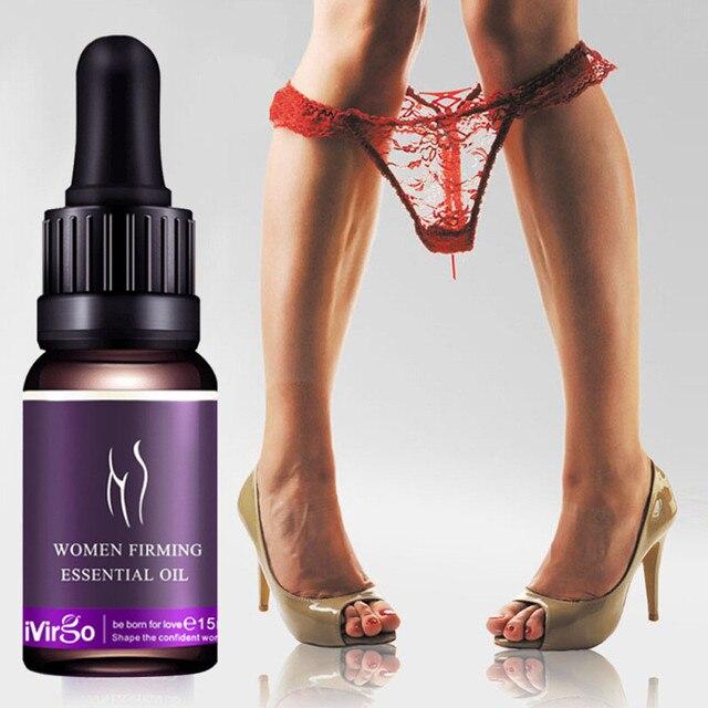 15 ML moda mujer reafirmante aceite esencial sexo mujer masaje reafirmante piel restaurar interés de acción rápida potenciador de Libido femenino nuevo
