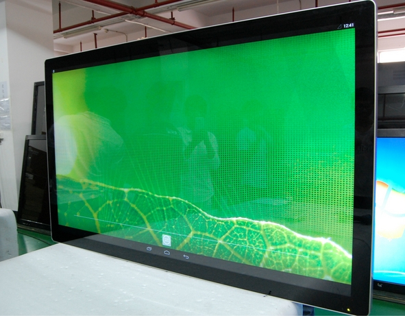 65 70 84 98inch Lg 4K Led LCD Multi Touch Screen Interactive Whiteboard Computer Monitor TV Function