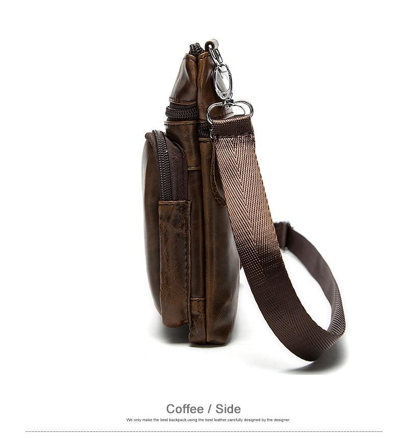 HTB16yV.XXY7gK0jSZKzq6yikpXaX Westal Shoulder Messenger Women Men Bag Genuine Leather Office Work Business Briefcase For Handbag Male Female Portafolio Retro