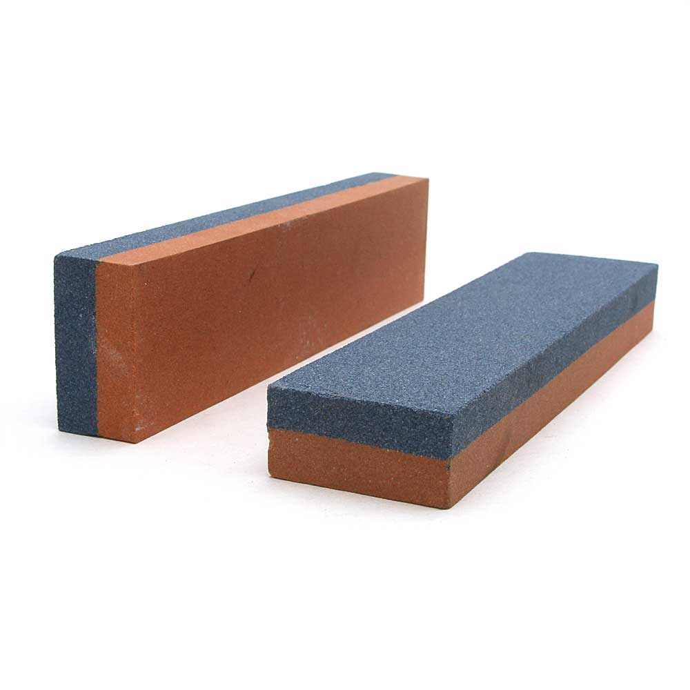 Double side rough sharpening stone 200 and 600 mesh grindstone household oilstone for knife grinding YS024