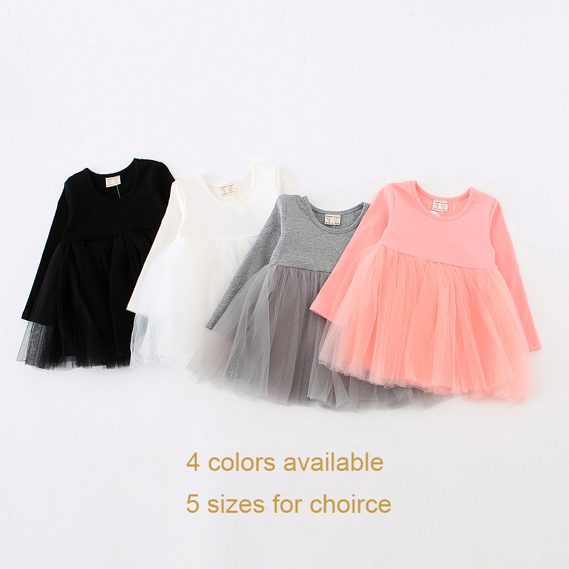 Kids dress for girls 100% cotton Gauze baby girl dress cute clothes Ball Gownnewborn infant 1 year birthday dress bebes vestidos