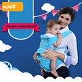 Mambobaby bebê assento hip portador de bebê doce cor mochila baby sling hipseat respirável bebês recém-nascidos suspensórios fezes cintura